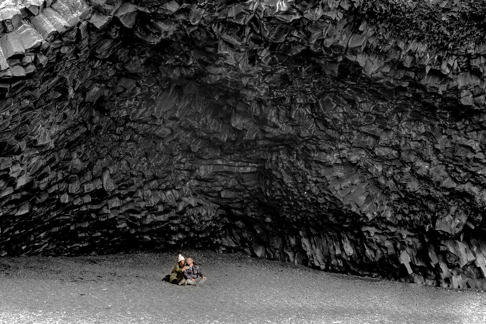 CAVE AT BLACK BEACH 2