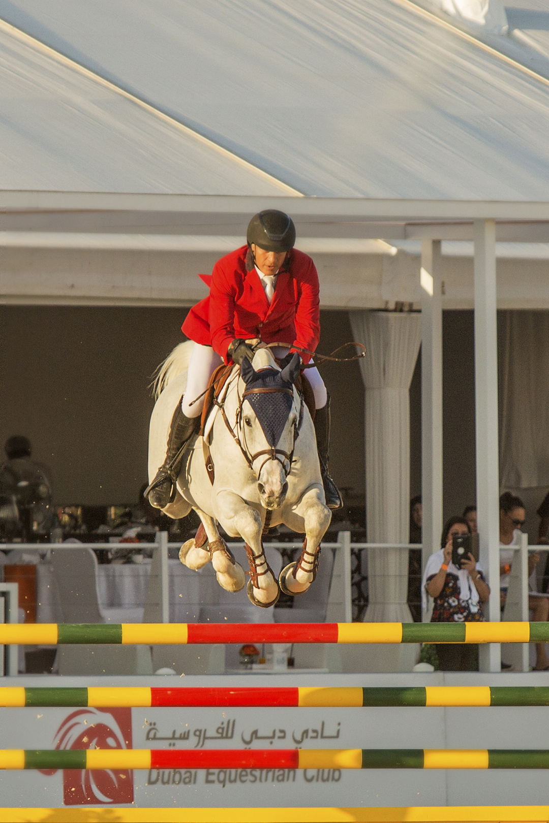 HORSE JUMPING SHOW 12